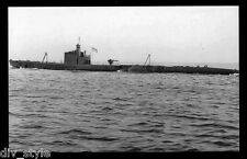 USS Stingray SS-186 postcard US Navy WWII submarine unposted