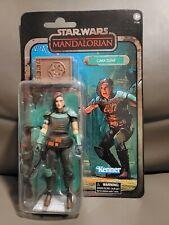 Star Wars The Black Series CARA DUNE Target Exclusive Credit Mandalorian 6 inch