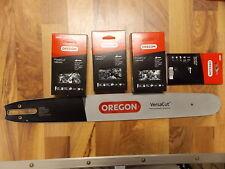 "20"" Oregon 200VXLHD025 chainsaw bar + 3 EXL chain Combo for Stihl MS 440 441 461"