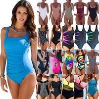 Women Swimsuit One Piece Monokini Bikini Swimming Costume Bathing Suit Beachwear