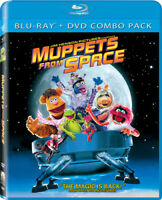 Muppets From Space [New Blu-ray] With DVD, Widescreen, Ac-3/Dolby Digi