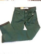 Levi's Boys 511 Slim Jeans Size 16 R Five Pocket Green 28 x 28 - ponderosa pine