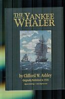 The Yankee Whaler by ashley-clifford-w