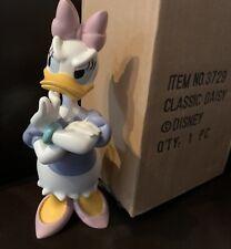Disney seltene Daisy Duck Figur Neu & OVP