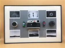 Superb Leica M Kamera Display Kit 1:1 Scale Modell-in Rahmen