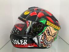 MT Helmets Targo Casco Grafico Moto Adulto Unisex - Joker A0 Gloss-Pearl White, Taglia S