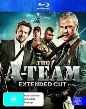 The A-Team (Blu-ray, 2010), Hardly Used