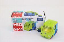 Takara Tomy Tomica Disney Motors DM-14 Cubit Alien Toy story Mini Diecast Car