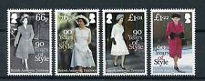 British Antarctic Terr BAT 2016 MNH Queen Elizabeth II 90th Bday 4v Set Stamps