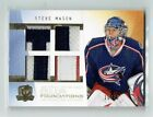 09-10 UD The Cup Foundations  Steve Mason  10/10 Last Card  Quad Patches for sale