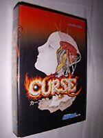CURSE SEGA Mega Drive MD GENESIS Japan