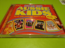 SONGS FOR AUSSIE KIDS 32 OF THE COOLEST PARTY HITS SONGS VOL2  CD ALBUM Music L1