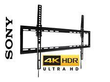 Ultra Slim Tilt SONY TV Wall Mount 40 43 49 55 60 65 Inch HD BRAVIA LED UHD 4k