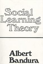 Social Learning Theory by Dr. Albert Bandura (Paperback)