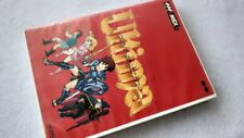 Ultima Exodus MSX MSX2 Game cartridge,Boxed set tested -a511-