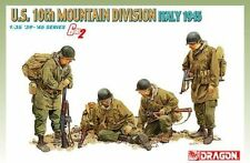 Dragon 6377 1/35 US 10th Mountain Division, Italy 1945