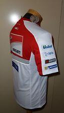 2016 Ducati Motogp Team Issue T-Shirt, Andrea Dovizioso / Iannone, Casey Stoner.