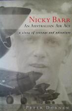 Nicky Barr, an Australian Air Ace by Peter Dornan (Paperback, 2002) WWII Book