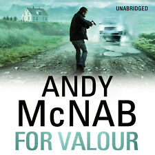 Andy McNab, Paul Thornley - For Valour: (Nick Stone Thriller 16) (Audiobook CD)