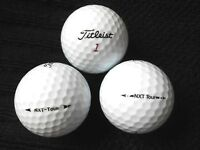 "20 TITLEIST ""NXT TOUR"" - Golf Balls - ""MINT/PEARL"" Grades."