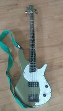 Ibanez SRX400 Electric Bass Guitar, Amp, and Accessories