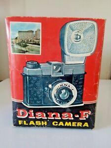 appareil photo DIANA F edition des années 70 Boite et notice / lomography