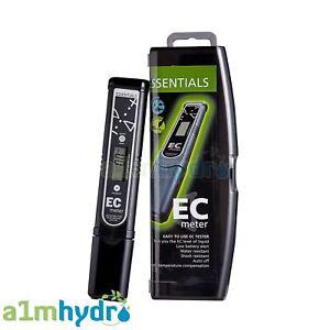 Essentials EC Pen Digital Meter Stick EC CF PPM Nutrient Management Hydroponics