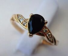 Unbranded Alloy Sapphire Fashion Rings
