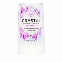 Unscented Mineral Deodorant Stick 40g   Pregnancy No Smell Hypoallergenic