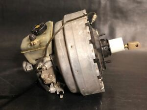 1991-1999 OEM Mercedes W140 Brake Booster w/ Master Cylinder 500 SEL S 420 320