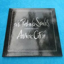 THE ROLLING STONES - ATLANTIC CITY '89 - BOX 3 CD - The Swingin' Pig 1990
