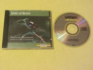 Echoes Of Nature Morning Songbirds CD Album Natural Sounds of The Wilderness