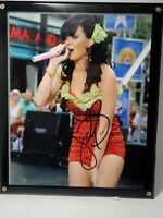 Katy Perry  hand Signed 8x10  Photo Autographed   Singer COA