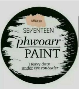 Boots Seventeen 17 MEDIUM Paint Heavy Duty Under Eye Concealer Phwoarr FAST POST