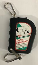 1 TRUNK-EXTENDER EXTENSION 5 FEET RETRACTABLE SELF LOCKING TRAVEL AID