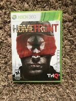 Homefront (Microsoft Xbox 360, 2011) Complete & Tested