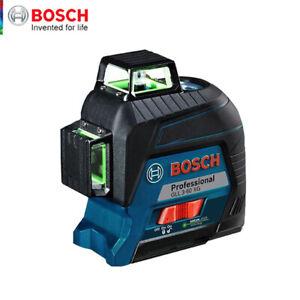 Bosch GLL3-60XG Laser Level Green 12-line Vertical Horizontal Indoor Outdoor