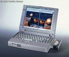 Vintage Toshiba Satellite 220CDS P133 1.4GB Laptop Notebook Computer Windows 98