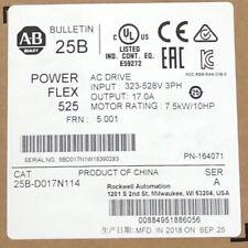 2019/2020 New in Stock A-B 25B-D017N114 SER A PowerFlex 525 7.5kW 10Hp AC Drive