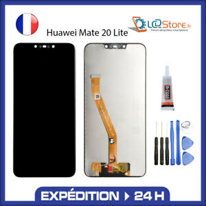 Ecran lcd + vitre tactile Huawei Mate 20 lite + colle + outils