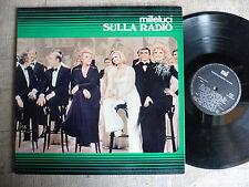 Mina, Raffaella Carrà, Quartetto Cetra – Milleluci Sulla Radio - Gatefold - LP
