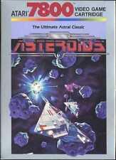 Asteroids Cartridge(Atari 7800) New in the Box(NIB) NTSC