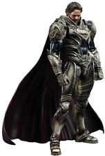"SUPERMAN - Man of Steel 9.5"" Jor-El Play Arts Kai Action Figure #NEW"