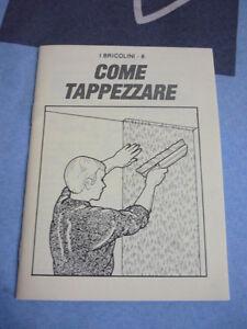 COME TAPPEZZARE N. 8