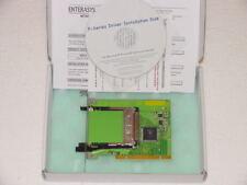 NEW ELAN PCMCIA CardBus PC Card ( pcmcia ) to PCI Card Adapter/CD