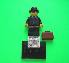 Lego Figurine Série 8 # homme d'affaires-Homme-Brooker # = TOP!