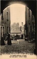 CPA Nantes Pittoresque et Curieux Rue Leon-Jamin - La Cour Leroux (610897)