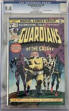 CGC 9.4 Astonishing Tales 29, 1975 Showcases First Guardians Of The Galaxy