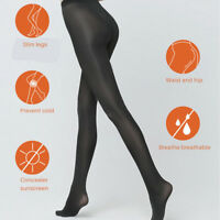 Plus Size Super Elastic Tights Warm Winter Thermal Velvet Pantyhose Stockings