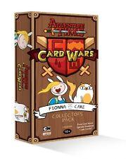 Tiempo de aventuras paquete de las guerras de las tarjeta: Fionna vs Pastel-Nuevo